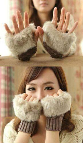 guantes Invierno