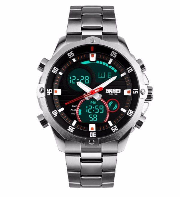 reloj hombre acero inoxidable