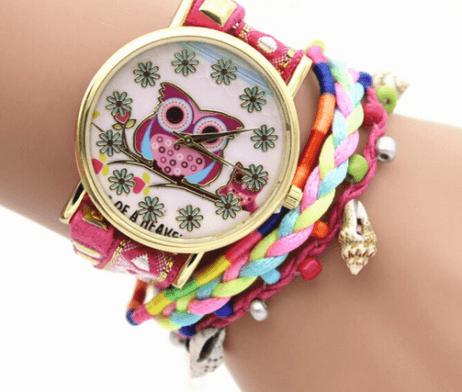 reloj de mujer
