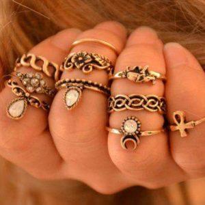 anillos de mujer