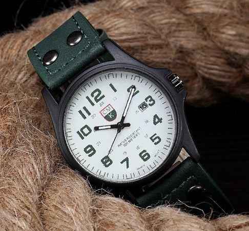 reloj hombre con calendario