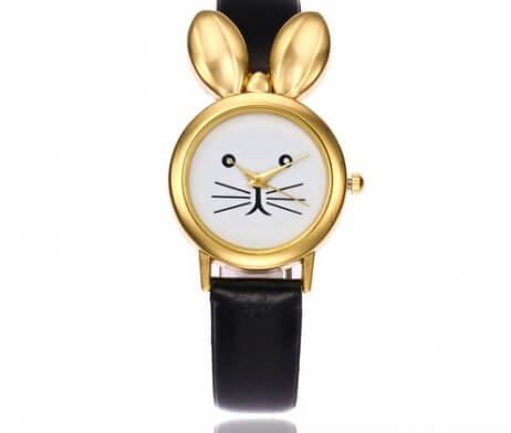 reloj mujer conejo