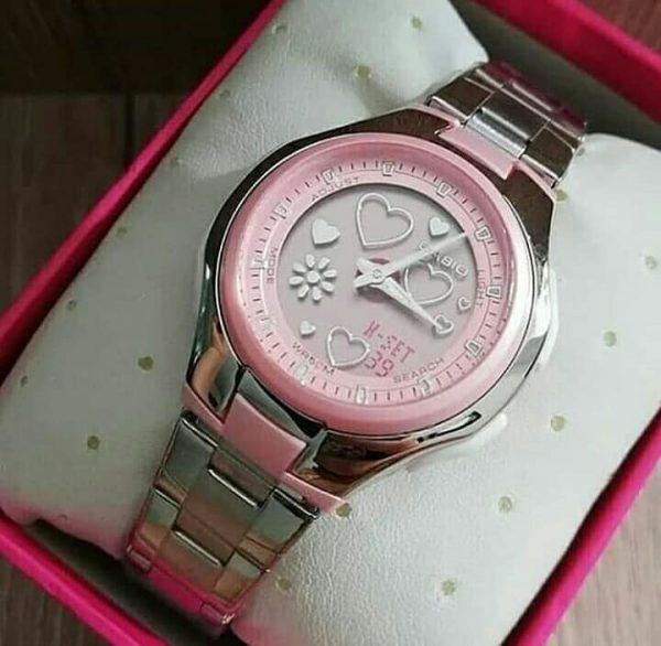 reloj mujer casio